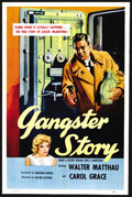 "Movie Posters:Crime, Gangster Story (Releasing Corporation of Independent Producers, 1960). One Sheet (27"" X 41""). Crime. ..."