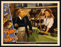 "Movie Posters:Mystery, The Pearl of Death (Universal, 1944). Lobby Card (11"" X 14"").Mystery. ..."
