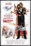 "Movie Posters:James Bond, Octopussy (MGM/UA, 1983). One Sheet (27"" X 41""). James Bond. ..."