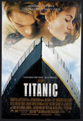 "Movie Posters:Academy Award Winner, Titanic (20th Century Fox, 1997). One Sheet (27"" X 40"") DS. AcademyAward Winner. ..."