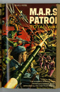 Silver Age (1956-1969):Adventure, M.A.R.S. Patrol Total War #2-9 Partial Issues Bound Volume (Gold Key, 1965-69)....