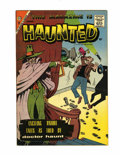 Golden Age (1938-1955):Horror, This Magazine Is Haunted #15 (Fawcett, 1954) Condition: VF/NM....