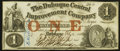 Obsoletes By State:Iowa, Dubuque, IA- Dubuque Central Improvement Company $1 Feb. 10, 1858....