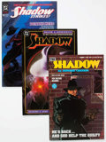 Modern Age (1980-Present):Superhero, The Shadow Box Lot (DC, 1980s-90s) Condition: Average VF/NM....