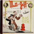 Platinum Age (1897-1937):Miscellaneous, Mutt and Jeff Big Book #nn (Cupples & Leon, 1926) Condition:FN....