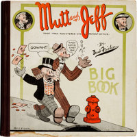 Mutt and Jeff Big Book #nn (Cupples & Leon, 1926) Condition: FN