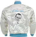 Movie/TV Memorabilia:Costumes, A Frank Sinatra-Related Jacket, Circa Early 1970s....