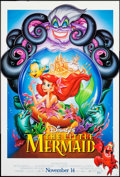 "Movie Posters:Animation, The Little Mermaid & Other Lot (Buena Vista, R-1997). One Sheets (2) (27"" X 40"") DS Advance. Animation.. ... (Total: 2 Items)"