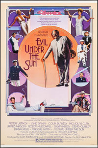 """Evil Under the Sun & Others Lot (Universal, 1982). One Sheets (5) (27"""" X 41""""). Mystery. ... (Total: 5..."""