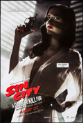 "Movie Posters:Action, Sin City: A Dame to Kill For (Dimension, 2014). One Sheet (27"" X40"") DS Advance Ava Style. Action.. ..."