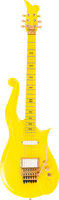 Featured item image of Prince Owned And Played Custom Made Signature Yellow Cloud Guitar (Circa 1988-1994).... (Total: 2 Items)