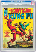 Magazines:Superhero, The Deadly Hands of Kung Fu #9 (Marvel, 1975) CGC NM+ 9.6 Whitepages....