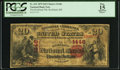 National Bank Notes:Maine, Rockland, ME - $20 1875 Fr. 432 The Rockland NB Ch. # 1446. ...