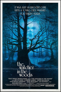 """The Watcher in the Woods & Other Lot (Buena Vista, 1980). One Sheets (2) (27"""" X 41""""). Thriller. ... (T..."""