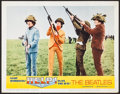 "Movie Posters:Rock and Roll, Help! (United Artists, 1965). Lobby Card (11"" X 14""). Rock andRoll.. ..."