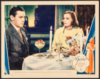 "The Painted Veil (MGM, 1934). Lobby Card (11"" X 14""). Romance"