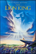 """Movie Posters:Animation, The Lion King (Buena Vista, 1994). One Sheet (27"""" X 40"""") SS. Animation.. ..."""