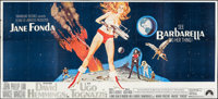 "Barbarella (Paramount, 1968). 24 Sheet (approx. 104"" X 232""). Science Fiction"