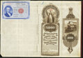 Miscellaneous:Other, Cleveland, Cincinnati, Chicago & St. Louis Railway Company 1893$1,000 Bond.. ...