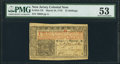 Colonial Notes:New Jersey, New Jersey March 25, 1776 12s PMG About Uncirculated 53.. ...