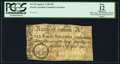Colonial Notes:North Carolina, North Carolina April 4, 1748 40s PCGS Apparent Fine 12.. ...