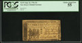 Colonial Notes:New Jersey, New Jersey June 22, 1756 15s PCGS Choice About New 55.. ...