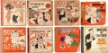 Platinum Age (1897-1937):Miscellaneous, Bringing Up Father Group of 8 (Cupples & Leon, 1919-29)Condition: Average FR/GD.... (Total: 8 Comic Books)