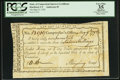 Colonial Notes:Connecticut, State of Connecticut Interest Certificate PCGS Apparent Very Fine 35, CC.. ...
