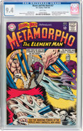 Silver Age (1956-1969):Superhero, The Brave and the Bold #57 Metamorpho (DC, 1964) CGC NM 9.4 White pages....