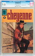 Silver Age (1956-1969):Western, Cheyenne #21 File Copy (Dell, 1961) CGC NM/MT 9.8 Off-white towhite pages....