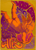 Music Memorabilia:Posters, Moby Grape/ Big Brother and the Holding Company Concert PosterGroup (1967)....