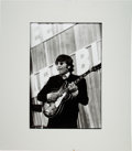 Music Memorabilia:Photos, Beatles - Two Large Format Photos of John Lennon.... (Total: 2 )