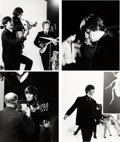 Music Memorabilia:Photos, Beatles - Four Large Format Photographs by Friedhelm von Estorff(London, 1964).... (Total: 4 )