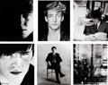 Music Memorabilia:Photos, Beatles - Portfolio of Six Signed Astrid Kirchherr Prints(1960-1963)....