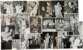 Music Memorabilia:Autographs and Signed Items, Jazz - Group Of Twenty-three Signed Black And White Photographs OfJazz Trumpeters (circa late 1940s-early 1950s)....