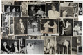 Music Memorabilia:Photos, Jazz - Large Group Of Black And White Photographs Of Jazz Artists(circa late 1940s-early 1950s)....