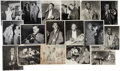 Music Memorabilia:Autographs and Signed Items, Jazz - Group of Seventeen Signed Black and White Photographs OfTrombone Players (circa late 1940s-early 1950s)....