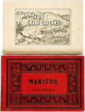 Books:Americana & American History, Two Manitou Booklets:... (Total: 2 Items)