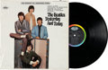 Music Memorabilia:Recordings, Beatles Yesterday And Today 2nd State Butcher Cover Stereo LP(Capitol ST 2553, 1966)....