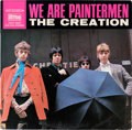 Music Memorabilia:Recordings, The Creation We Are Paintermen Stereo LP (Germany - Hit-Ton Schallplatten HTSLP 340037, 1967)....