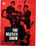 Music Memorabilia:Tickets, Beatles Southport Odeon Cinema Concert Ticket Stub and Book (UK,August 1963)....