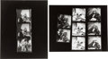 Movie/TV Memorabilia:Photos, A Jayne Mansfield Group of Negatives and Contact Prints by DezoHoffmann....