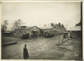 "Basketball Collectibles:Others, Circa 1918 World War I Photographs Lot of 22. Intriguing selectionof large photos (each 5x7"") picture the camp in France wh..."