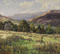 Paintings, STAPLETON KEARNS (b. 1952). After the Spring Rain (Palo Duro Canyon, Texas), 2004. Oil on canvas. 26in. x 29in.. Signed ...