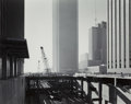 Photographs:Gelatin Silver, Bob Thall (American, b. 1948). Chicago, 1979. Gelatin silver, printed later. 9-3/4 x 12-3/8 inches (24.9 x 31.4 cm). Sig...
