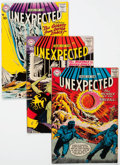 Silver Age (1956-1969):Horror, Tales of the Unexpected Related Group of 52 (DC, 1957-65)Condition: Average VG.... (Total: 52 Comic Books)