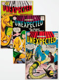Silver Age (1956-1969):Horror, Tales of the Unexpected Group of 31 (DC, 1959-64) Condition:Average FN-.... (Total: 31 Comic Books)