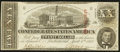 Confederate Notes:1863 Issues, T58 $20 1863 PF-24 Cr. 424.. ...