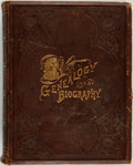Books:Biography & Memoir, [Colorado]. Portrait and Biographical Record of the State ofColorado. Chicago: Chapman Publishing Company, 1899....