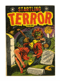 Golden Age (1938-1955):Horror, Startling Terror Tales #10 (Star Publications, 1952) Condition:Apparent FN+....